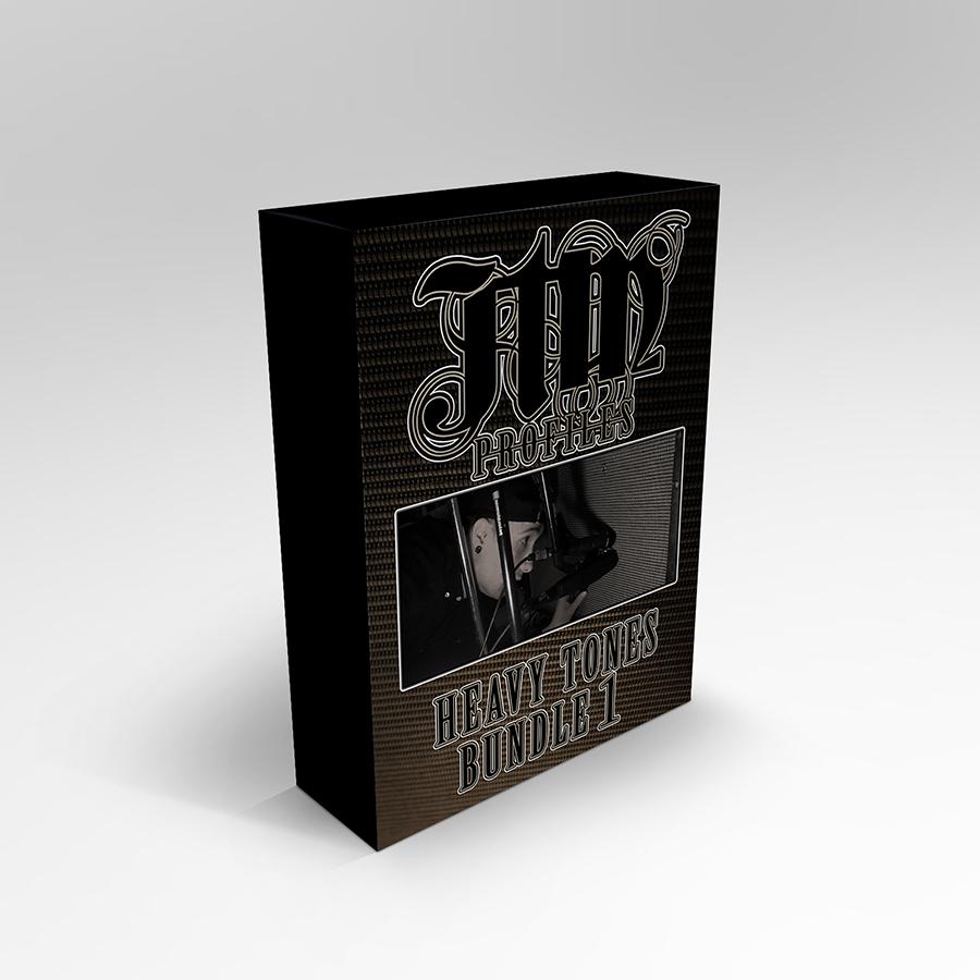 JTM Profiles - Heavy Tones Bundle 1 - Josh Middleton